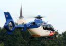 Politie heli vliegt boven Rhenen, blijkt loos alarm