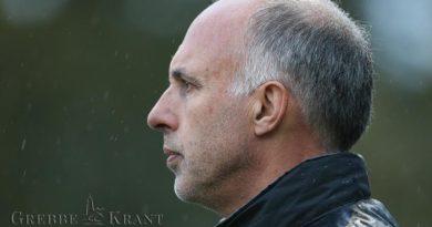 Pieter van de Grift verlaat Candia'66