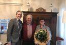 Echtpaar Van Homoet-van Schaik 50 jaar getrouwd