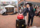 Opening vernieuwde centrum van Rhenen