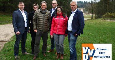 Als het aan de VVD Rhenen ligt…..