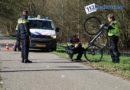Twee gewonden bij fietsongeval