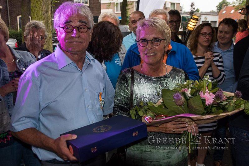 Koninklijke onderscheiding voor Bert Bolderman