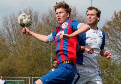 VVA Achterberg verliest aansluiting met de kop van de competitie