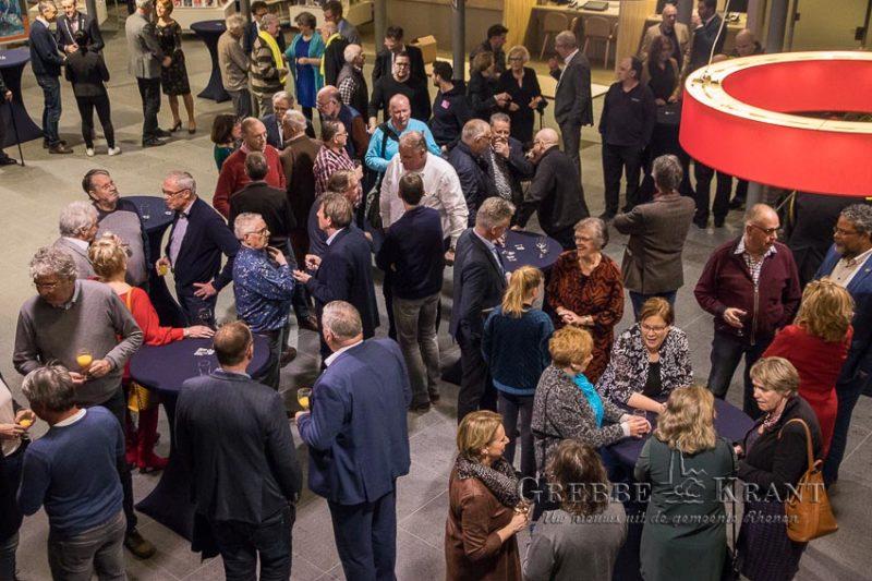 Nieuwjaarsbijeenkomst gemeente Rhenen