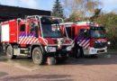 Brandweer Elst zamelt mondkapjes in voor zorg