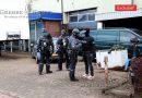 Arrestatieteam doet instap in Elst
