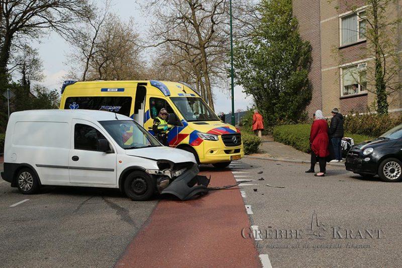 3 auto's betrokken bij ongeval Paardenveld