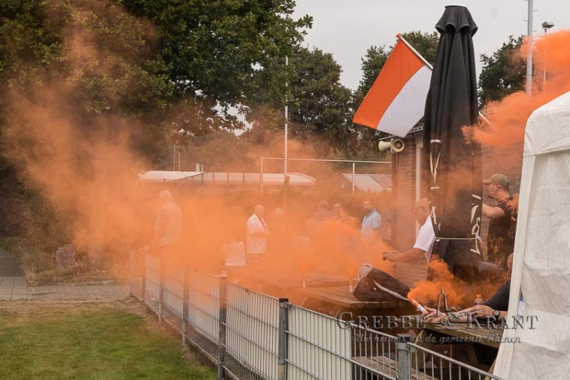 Fraaie overwinning Oranje Wit, Raketstart Candia'66!